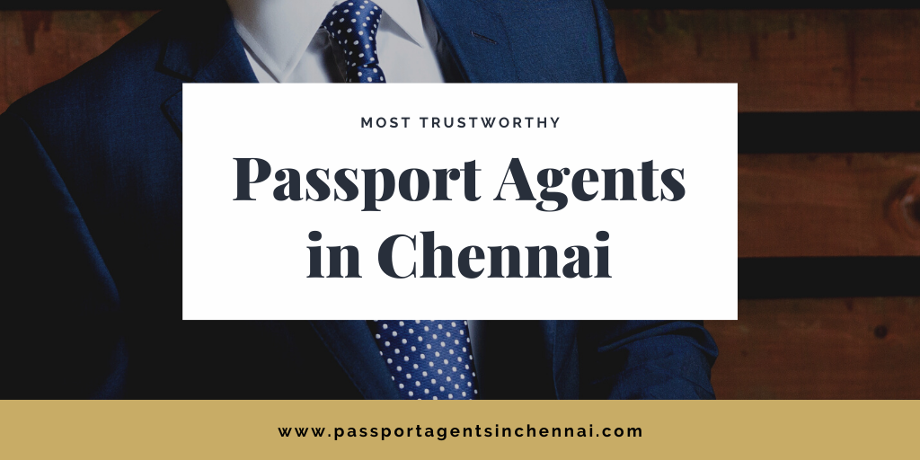 Passport Agents Chennai